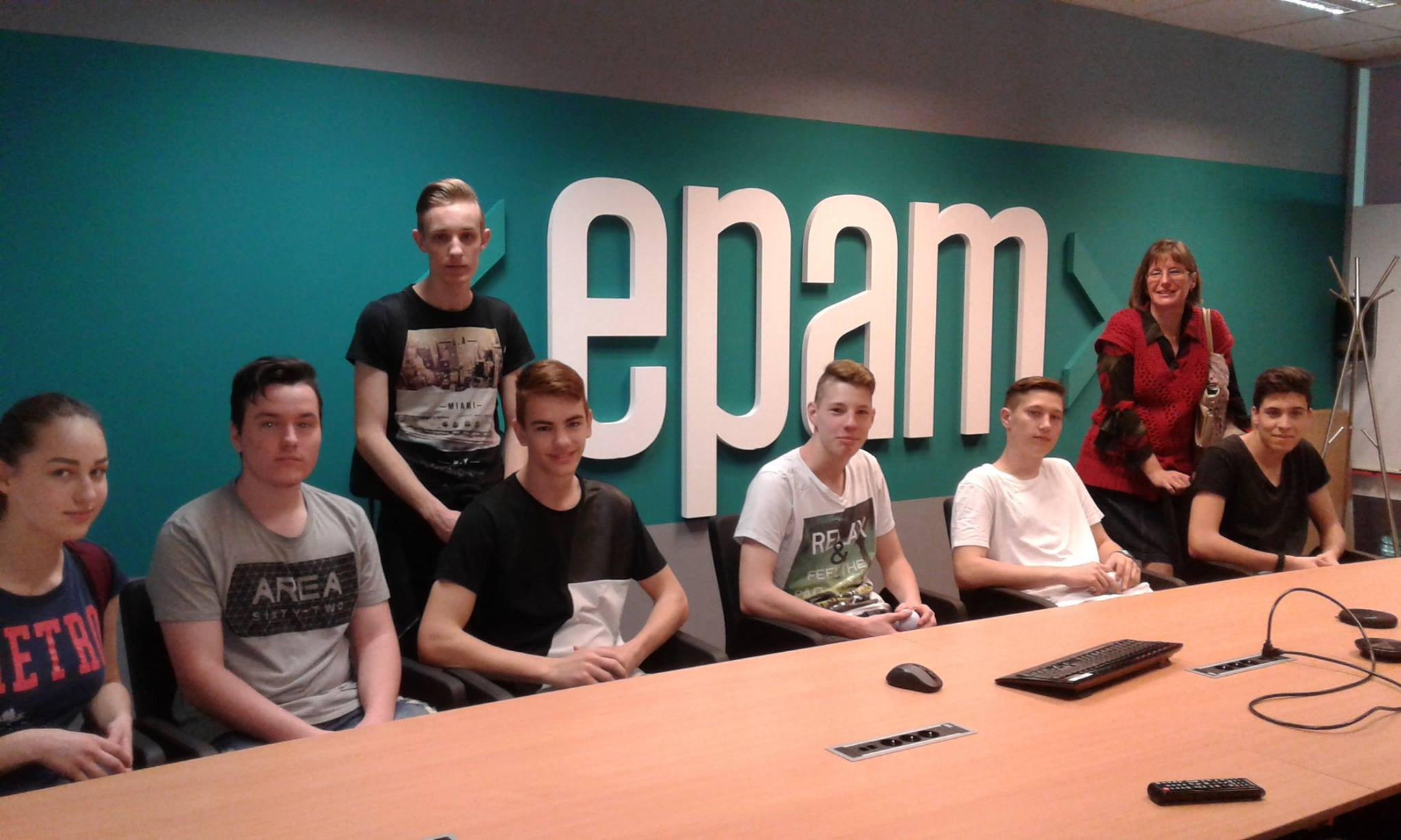 EPAM Engages 1,500 Students in Coding Activities